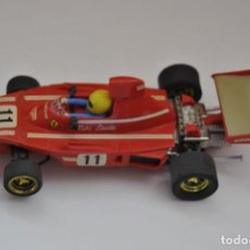 Scalextric: FERRARI B3 F1 MADE IN SPAIN REF. 4052 NIKI LAUDA. Lote 198597503