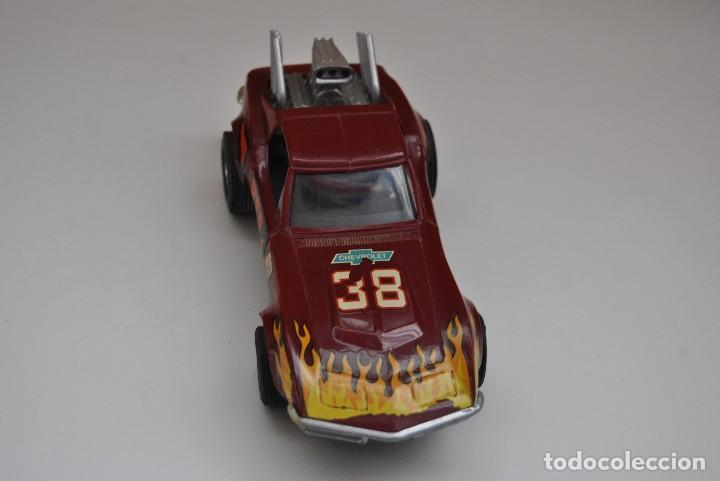 CHEVROLET CORVETTE MADE IN SPAIN REF 4050 (Juguetes - Slot Cars - Scalextric Exin)