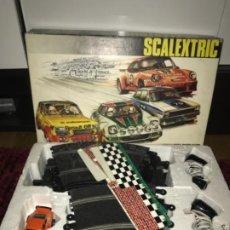 Scalextric: CIRCUITO SCALEXTRIC GP. 12 COCHE PORCHE. Lote 198923810