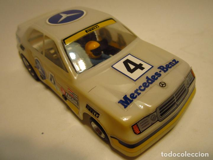 Scalextric: MERCEDES 190 SCALEXTRIC EXIN SRS - Foto 2 - 198960492