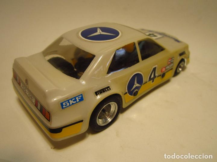 Scalextric: MERCEDES 190 SCALEXTRIC EXIN SRS - Foto 3 - 198960492