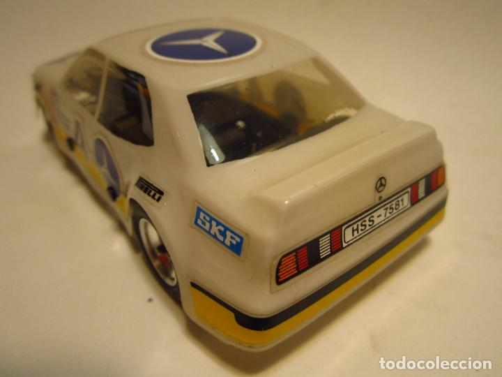 Scalextric: MERCEDES 190 SCALEXTRIC EXIN SRS - Foto 4 - 198960492