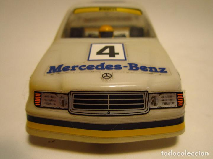 Scalextric: MERCEDES 190 SCALEXTRIC EXIN SRS - Foto 5 - 198960492