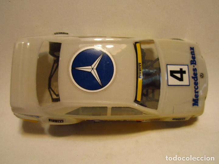 Scalextric: MERCEDES 190 SCALEXTRIC EXIN SRS - Foto 6 - 198960492