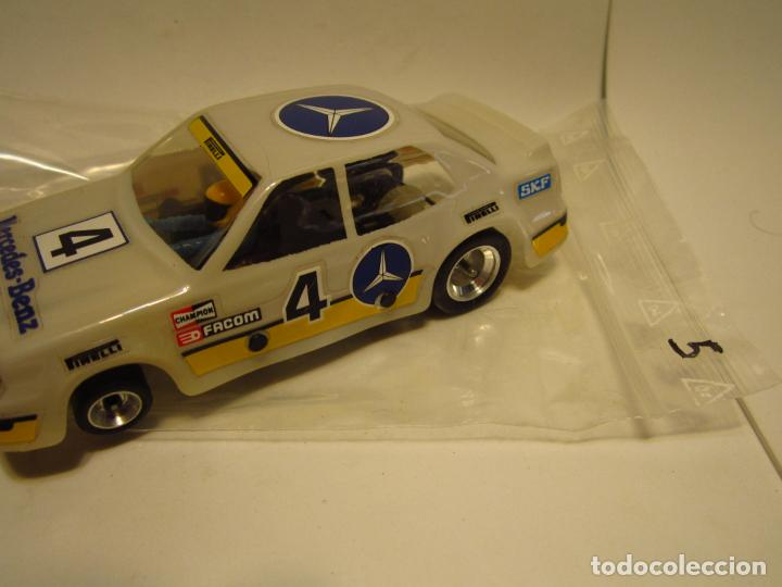Scalextric: MERCEDES 190 SCALEXTRIC EXIN SRS - Foto 12 - 198960492