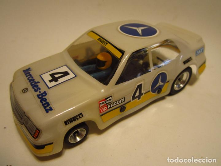 MERCEDES 190 SCALEXTRIC EXIN SRS (Juguetes - Slot Cars - Scalextric Exin)