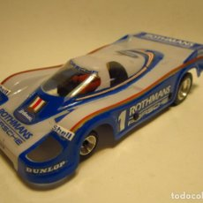 Scalextric: PORSCHE 956 ROTHMANS SCALEXTRIC EXIN SRS. Lote 198961486