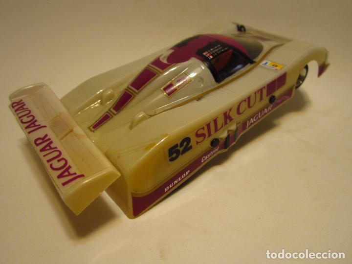 Scalextric: JAGUAR XJR SILKCUT SCALEXTRIC EXIN SRS - Foto 3 - 198962436
