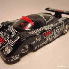 Scalextric: MERCEDES SAUBER AEG SCALEXTRIC EXIN SRS. Lote 198963261