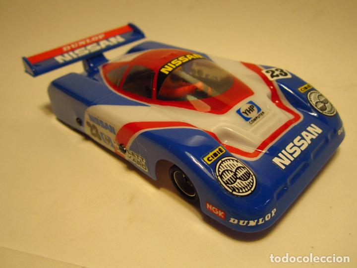 Scalextric: NISSAN R 89 SCALEXTRIC EXIN SRS - Foto 2 - 198964166