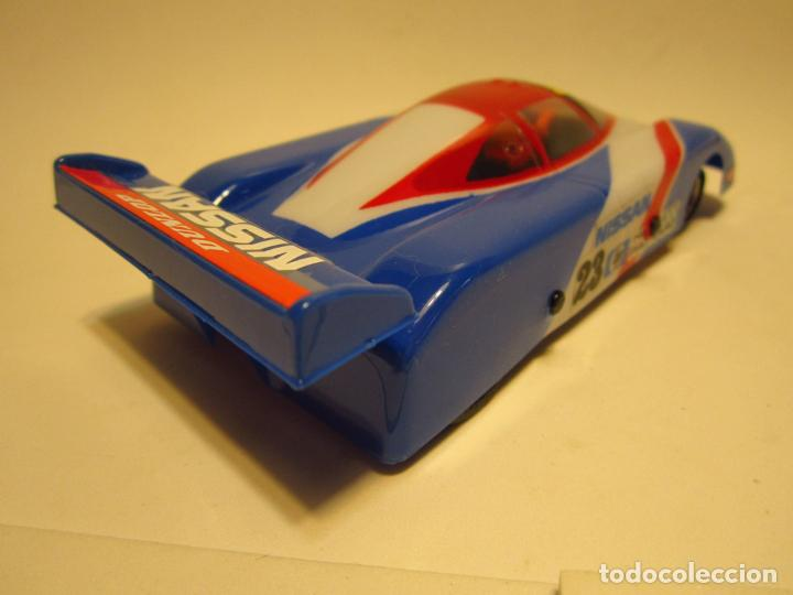 Scalextric: NISSAN R 89 SCALEXTRIC EXIN SRS - Foto 3 - 198964166