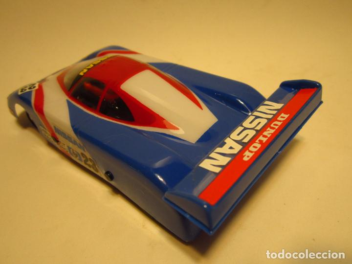 Scalextric: NISSAN R 89 SCALEXTRIC EXIN SRS - Foto 4 - 198964166