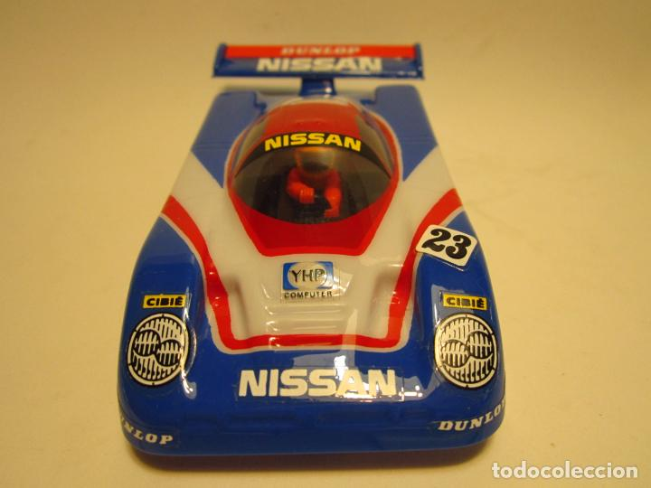 Scalextric: NISSAN R 89 SCALEXTRIC EXIN SRS - Foto 5 - 198964166