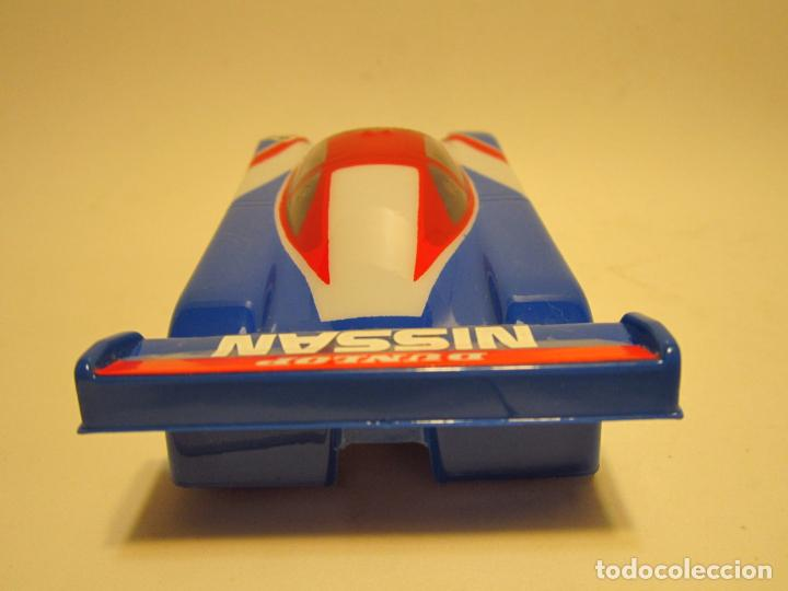 Scalextric: NISSAN R 89 SCALEXTRIC EXIN SRS - Foto 6 - 198964166