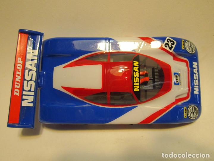 Scalextric: NISSAN R 89 SCALEXTRIC EXIN SRS - Foto 7 - 198964166