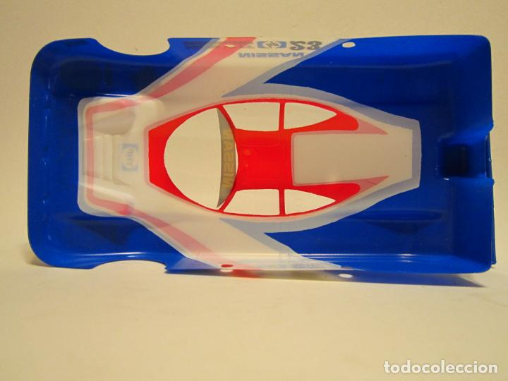 Scalextric: NISSAN R 89 SCALEXTRIC EXIN SRS - Foto 9 - 198964166