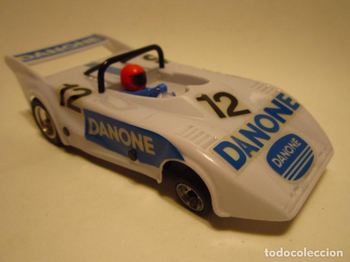 Scalextric: LOLA T 289 DANONE SCALEXTRIC EXIN SRS - Foto 3 - 198977568