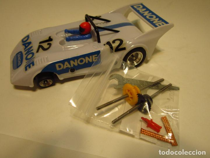 LOLA T 289 DANONE SCALEXTRIC EXIN SRS (Juguetes - Slot Cars - Scalextric Exin)