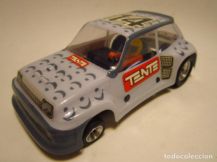 Scalextric: RENAULT 5 TURBO SCALEXTRIC EXIN SRS - Foto 2 - 198984901