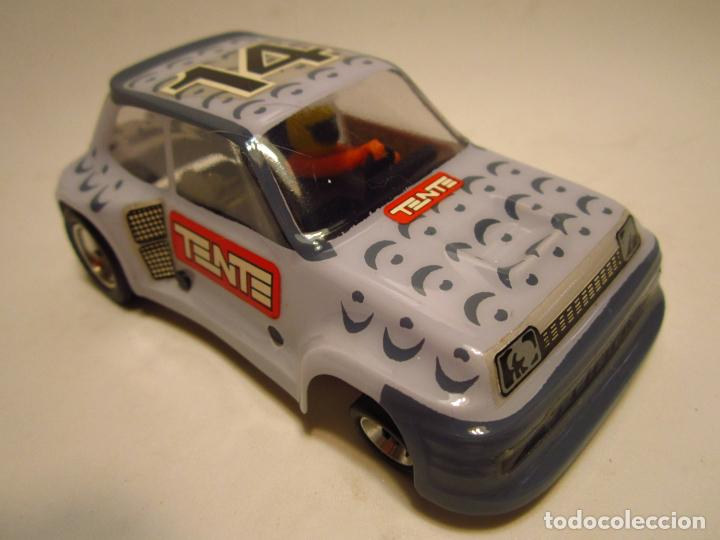 Scalextric: RENAULT 5 TURBO SCALEXTRIC EXIN SRS - Foto 3 - 198984901