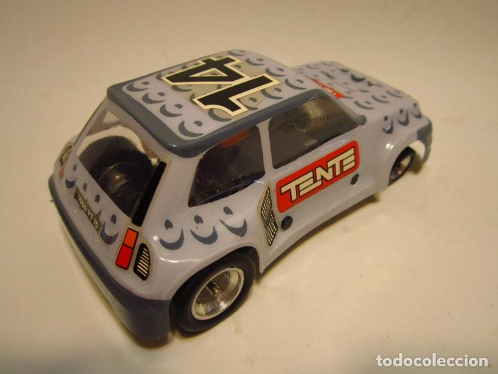 Scalextric: RENAULT 5 TURBO SCALEXTRIC EXIN SRS - Foto 4 - 198984901