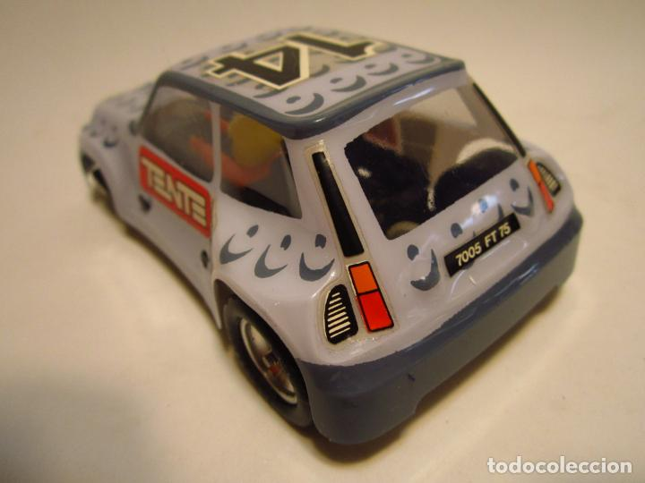 Scalextric: RENAULT 5 TURBO SCALEXTRIC EXIN SRS - Foto 5 - 198984901