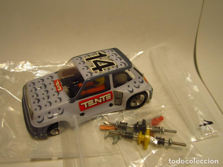 Scalextric: RENAULT 5 TURBO SCALEXTRIC EXIN SRS - Foto 15 - 198984901