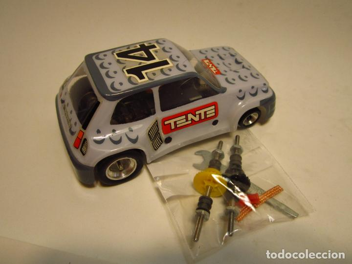 RENAULT 5 TURBO SCALEXTRIC EXIN SRS (Juguetes - Slot Cars - Scalextric Exin)