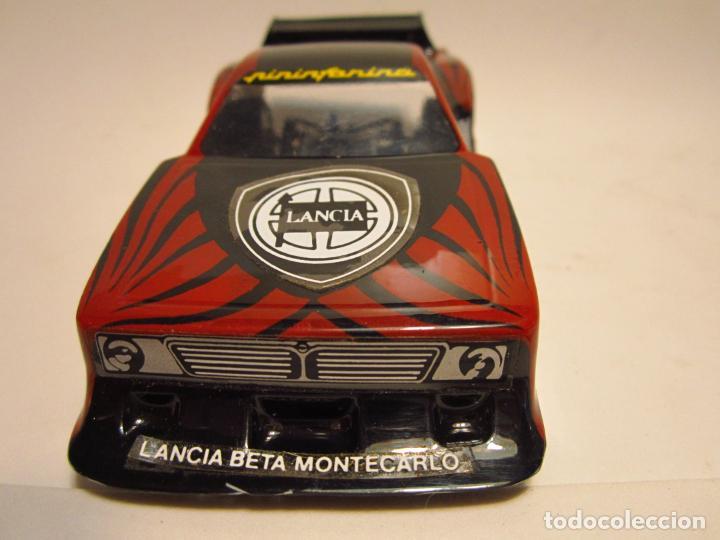 Scalextric: LANCIA BETA MONTECARLO SCALEXTRIC EXIN SRS - Foto 5 - 198993445
