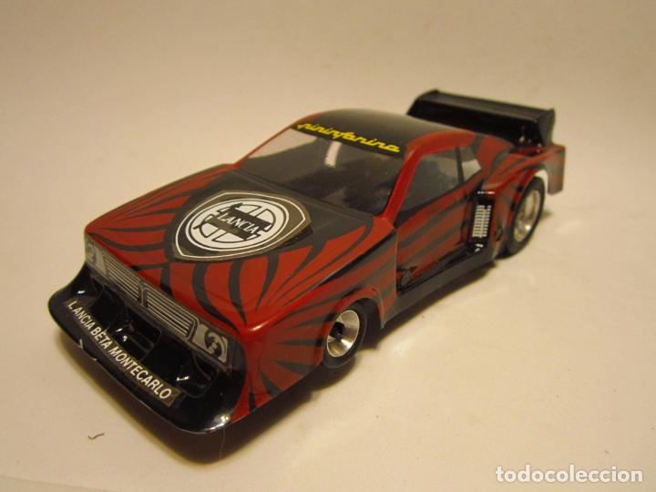 LANCIA BETA MONTECARLO SCALEXTRIC EXIN SRS (Juguetes - Slot Cars - Scalextric Exin)