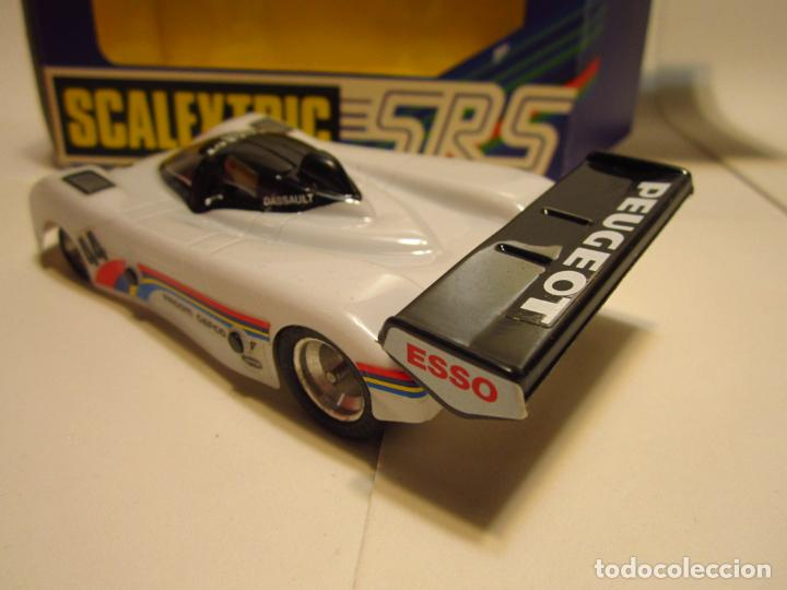 Scalextric: PEUGEOT 905 SCALEXTRIC EXIN SRS - Foto 5 - 198996727
