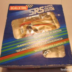 Scalextric: LANCIA TOTIP SCALEXTRIC EXIN SRS. Lote 198997668