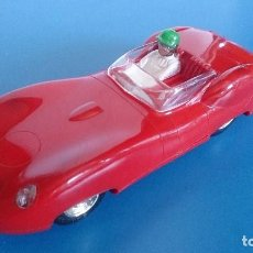 Scalextric: LISTER JAGUAR C56 E1 SCALEXTRIC TRI-ANG FR. Lote 199154588