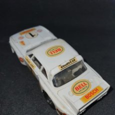 Scalextric: BMW 3.0 CSL MADE IN FRANCE. Lote 199196705