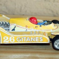 Scalextric: LIGIER JS 11 - SCALEXTRIC EXIN - REF. 4060 - AMARILLO. Lote 199221467