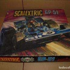 Scalextric: MAGNIFICO SCALEXTRIC ANTIGUO GP-51. Lote 199343248