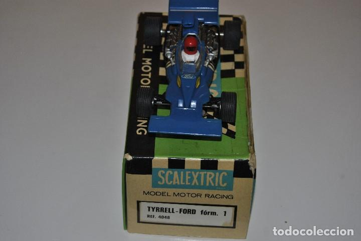 Scalextric: FORD TYRRELL REF.C 48 MADE IN SPAIN SE VENDE CON CAJA REPARADA - Foto 2 - 199386295