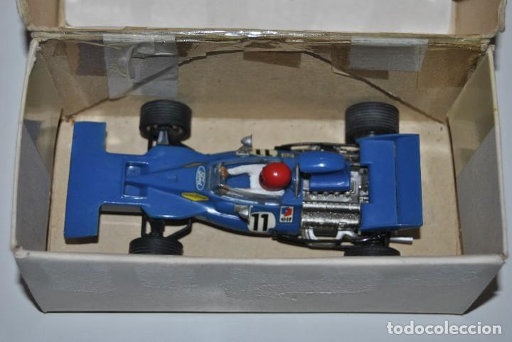 Scalextric: FORD TYRRELL REF.C 48 MADE IN SPAIN SE VENDE CON CAJA REPARADA - Foto 4 - 199386295