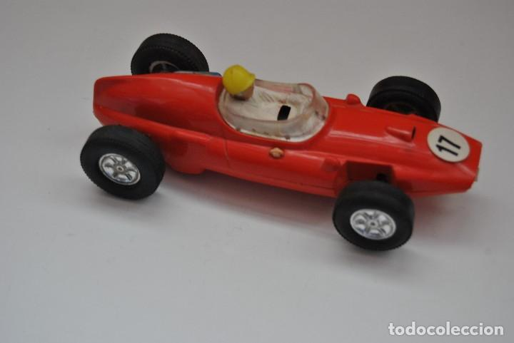 COOPER TRIANG MADE IN SPAIN GUIA FIJA (Juguetes - Slot Cars - Scalextric Exin)