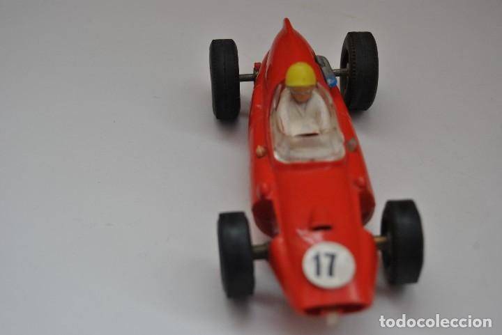 Scalextric: COOPER TRIANG MADE IN SPAIN GUIA FIJA - Foto 2 - 200247552