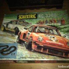 Scalextric: SCALEXTRIC CIRCUITO RC 3200 CON 3 COCHES RARO ESCASO. Lote 200304148