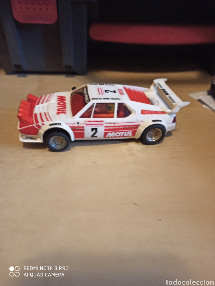 Scalextric: BMW M1 MOTUL 1985 - Foto 2 - 200370576