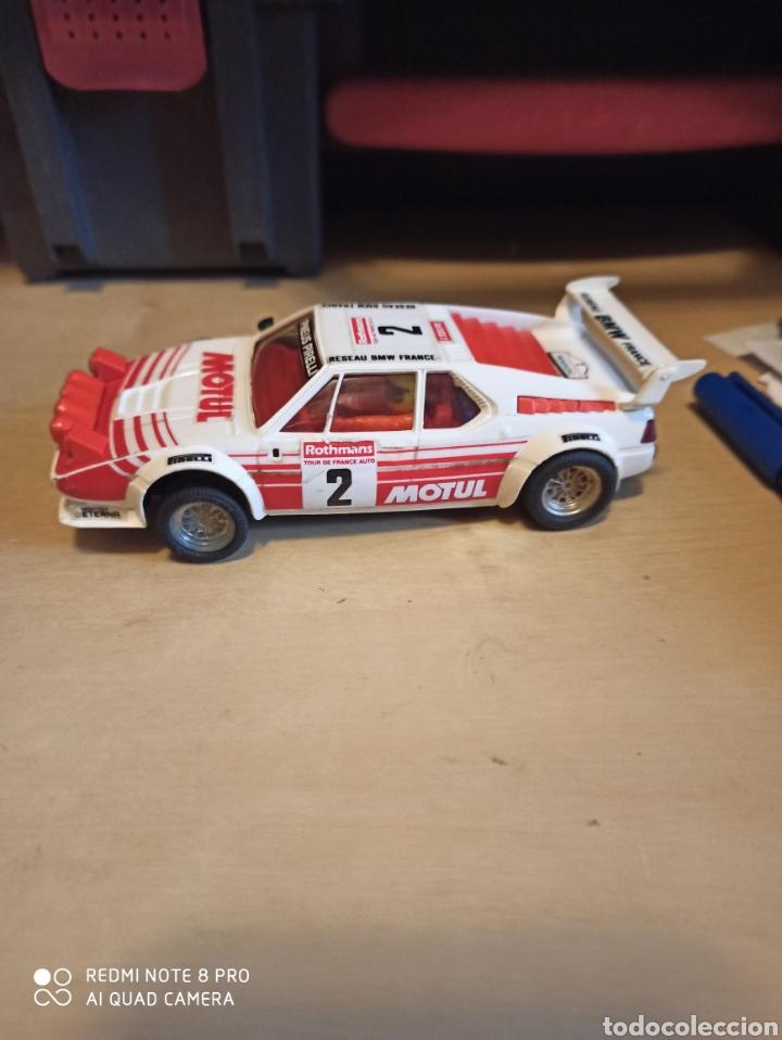 Scalextric: BMW M1 MOTUL 1985 - Foto 3 - 200370576