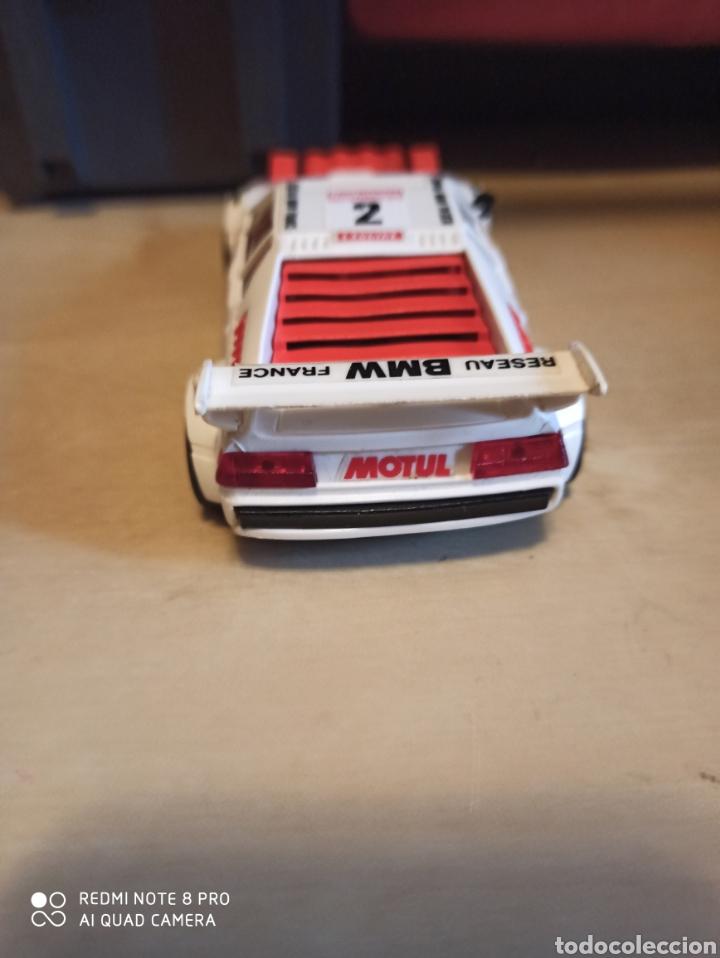 Scalextric: BMW M1 MOTUL 1985 - Foto 4 - 200370576