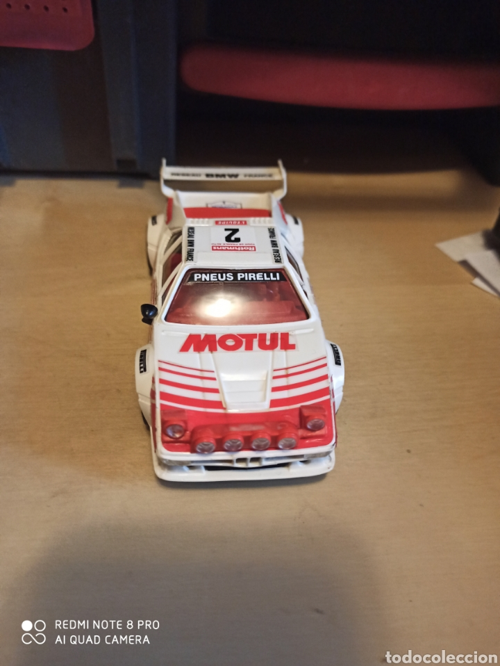 BMW M1 MOTUL 1985 (Juguetes - Slot Cars - Scalextric Exin)