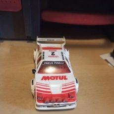 Scalextric: BMW M1 MOTUL 1985. Lote 200370576