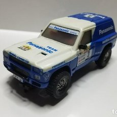 Scalextric: SLOT SCALEXTRIC EXIN TT NISSAN PATROL PANASONIC. Lote 200848471