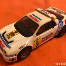 Scalextric: SCALEXTRIC EXIN FORD RS200 PUROLATOR. Lote 201362968