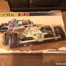 Scalextric: SCALEXTRIC GP 23 , EXIN 1984 , COMPLETO. Lote 201619972