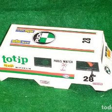 Scalextric: LOTE SCALEXTRIC STS - CARROCERIA SLOT CAR DE CAMION RALLYE. Lote 201730120